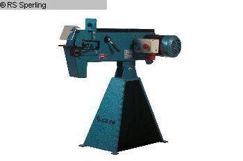 gebrauchte Schleifmaschinen Bandschleifmaschine SCANTOOL 75