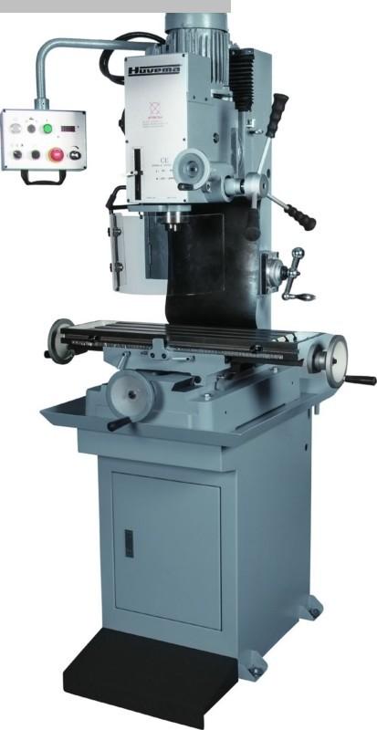 gebrauchte Bohr- und Fräsmaschine HUVEMA HU 430 DM 4 Super Vario