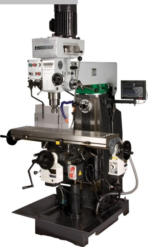 gebrauchte Bohr- und Fräsmaschine HUVEMA HU 25-4