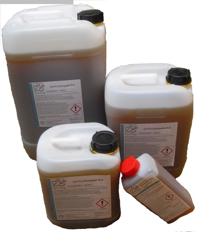 used Chemical technical products Cooling lubricant / coolant emulsion Sperling TCV Kühlschmierstoff 25 l