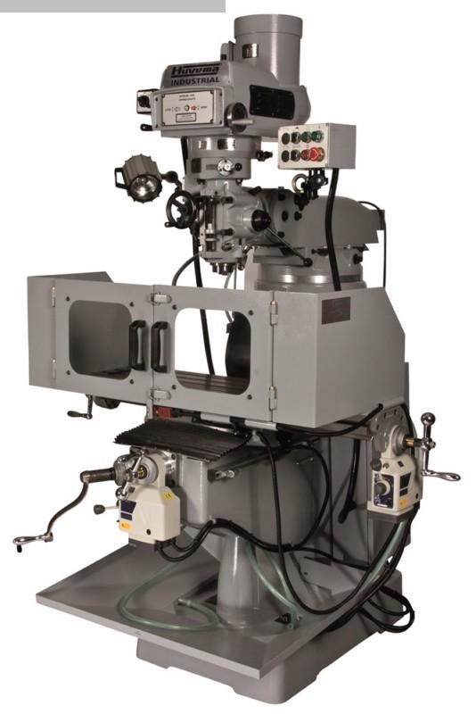 used Boring mills / Machining Centers / Drilling machines Drilling and Milling M/C HUVEMA HU 3 VHG 4 Topline