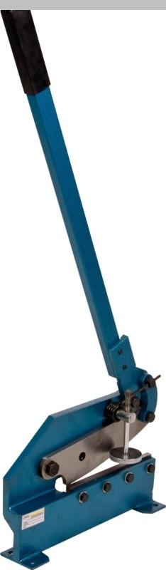 used Sheet metal working / shaeres / bending Hand-Lever Shear HUVEMA HU 10 HS