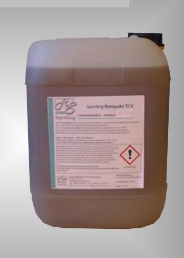 gebrauchte Chemisch Technische Produkte Kühlschmierstoff / Kühlmittelemulsion Sperling TCV Kühlschmierstoff 10 l