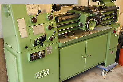 used Machines available immediately Mechanician s Lathe WEILER LZ 330
