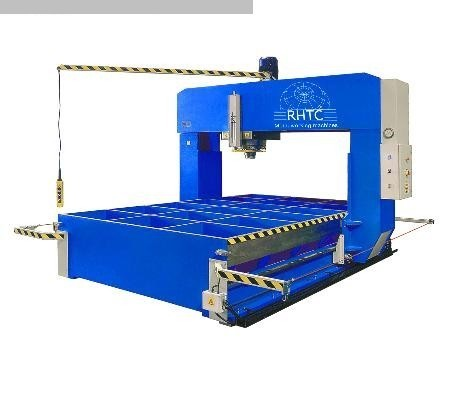 gebrauchte Pressen und Bördelmaschinen Doppelständer - Richtpresse PROFI PRESS PPTL 150