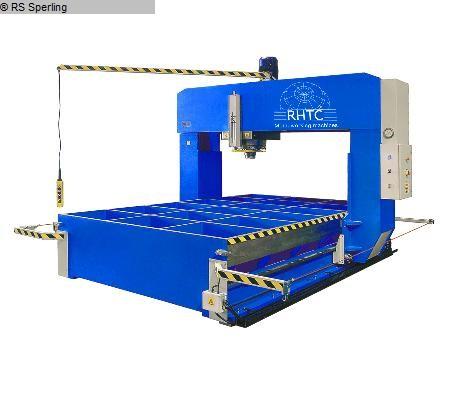 gebrauchte Pressen und Bördelmaschinen Doppelständer - Richtpresse Profi Press TL 300