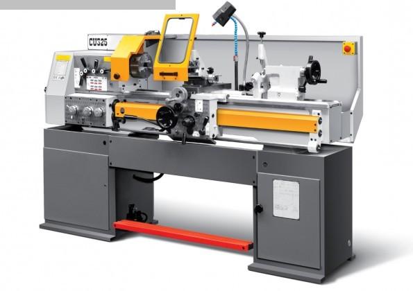 gebrauchte  Leit- und Zugspindeldrehmaschine ZMM CU 325 x 1000
