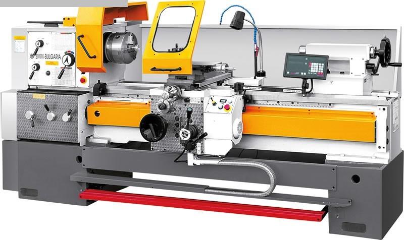 gebrauchte  Leit- und Zugspindeldrehmaschine ZMM CU 580 x 1000 VAC