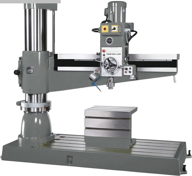 perceuses / Centres d'usinage / Perceuses d'occasion Perceuse radiale HUVEMA CRDM 3050 x 1600 Topline