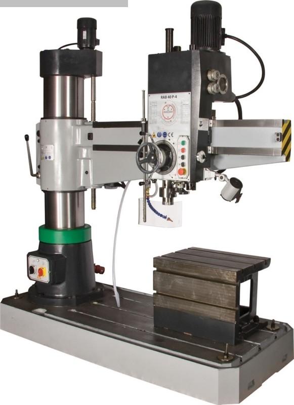 gebrauchte Bohrwerke / Bearbeitungszentren / Bohrmaschinen Radialbohrmaschine HUVEMA CRDM 3040 x 12-1
