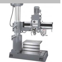 gebrauchte Bohrwerke / Bearbeitungszentren / Bohrmaschinen Radialbohrmaschine HUVEMA CRDM 3040 x 920 Topline