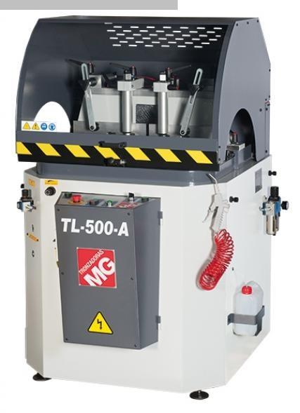 used Saws Aluminium Circular Saw Tronzadoras TL 500 A