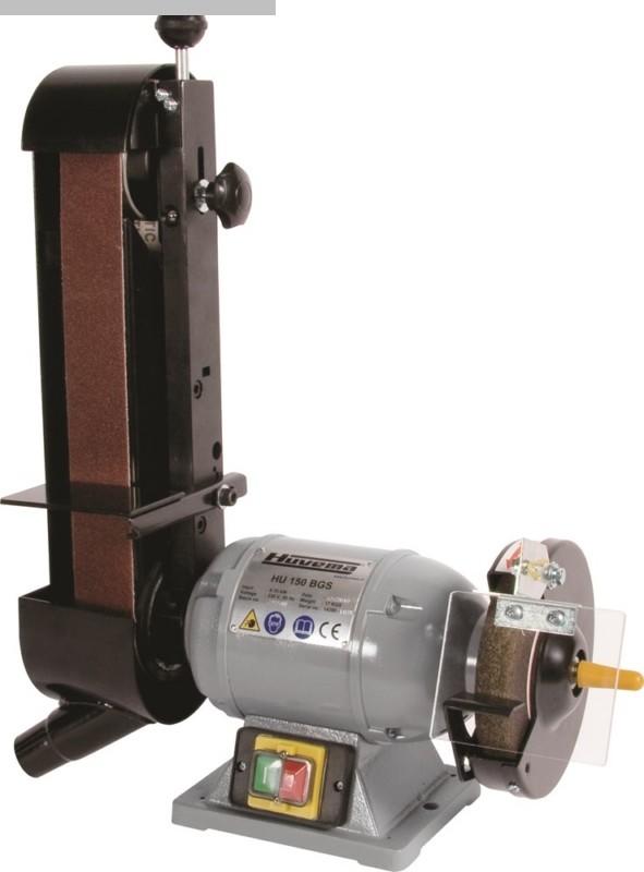 gebrauchte Schleifmaschinen Schleifbock HUVEMA HU 200 BGS