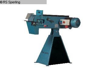 gebrauchte Schleifmaschinen Bandschleifmaschine SCANTOOL 150