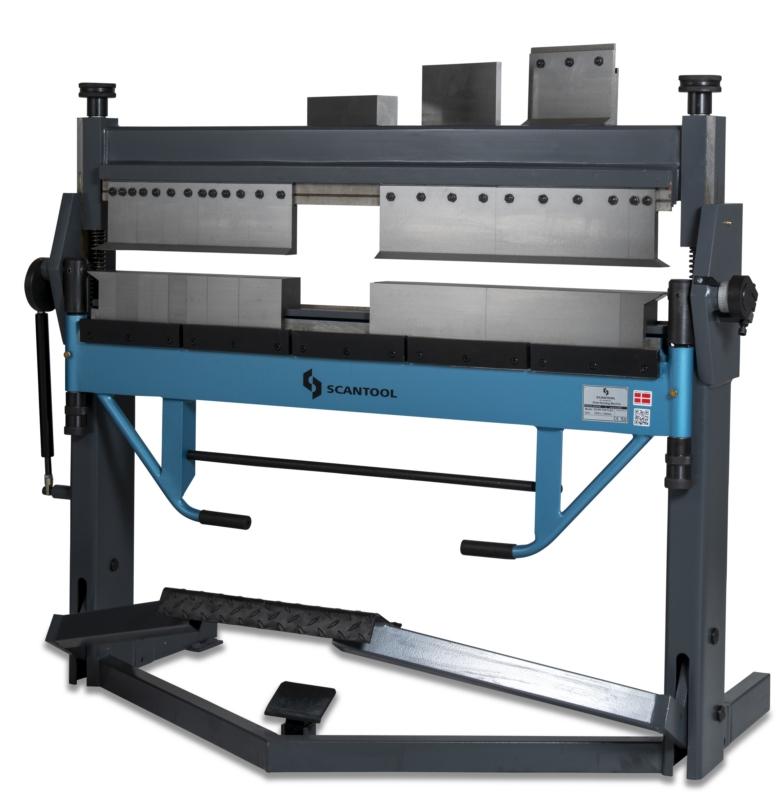 gebrauchte Blechbearbeitung / Scheren / Biegen / Richten Schwenkbiegemaschine SCANTOOL SCAN 13 S Flex