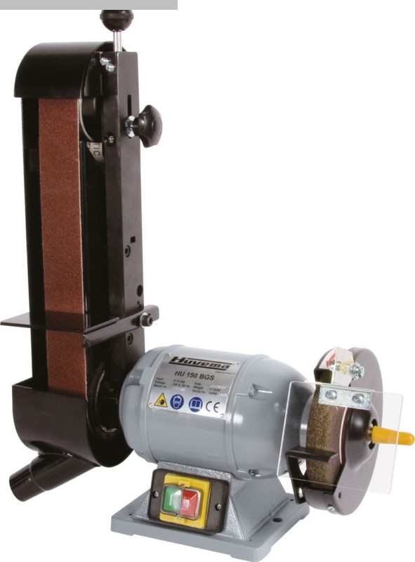 used Grinding machines Wheel Stand HUVEMA HU 200 BGS 4 Topline
