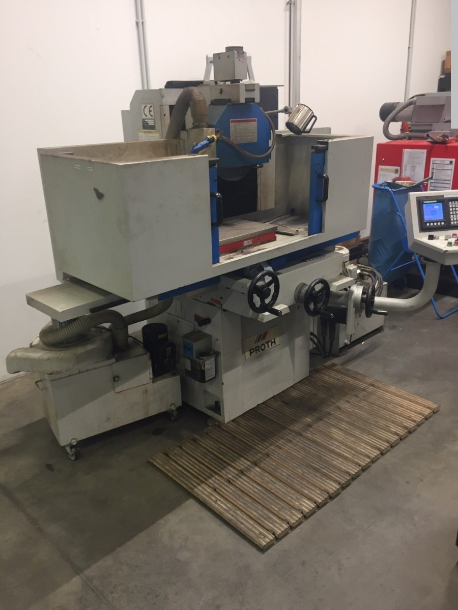 used Grinding machines Surface Grinding Machine - Horizontal PROTH PSGS 3060 AH