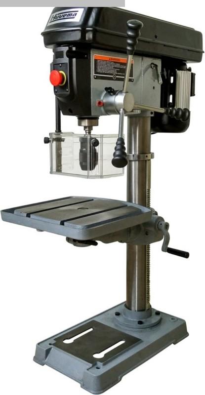 gebrauchte Bohrwerke / Bearbeitungszentren / Bohrmaschinen Tischbohrmaschine HUVEMA HU 16 NH 2