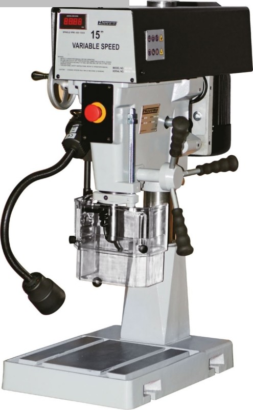 gebrauchte Bohrwerke / Bearbeitungszentren / Bohrmaschinen Tischbohrmaschine HUVEMA HU 16 HS-2 Highspeed