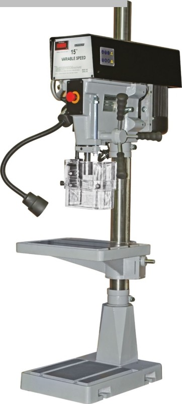 gebrauchte Bohrwerke / Bearbeitungszentren / Bohrmaschinen Tischbohrmaschine HUVEMA HU 16 F HS-2 Highspeed