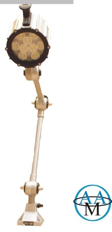 б / у Инструменты и промышленное оборудование Лампы машинные Aalenbach LED Maschinenlampen lang