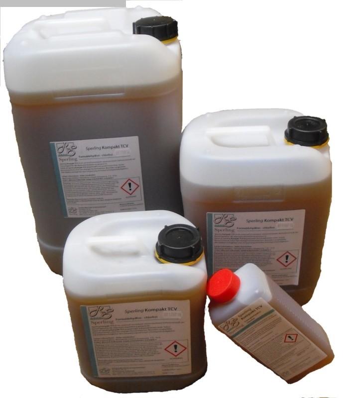 used Cooling lubricant / coolant emulsion Sperling TCV Kühlschmierstoff 25 l