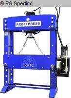 gebrauchte Werkstattpresse - hydraulisch Profi Press PP 100 M/H-M/C 2 motor/handbet
