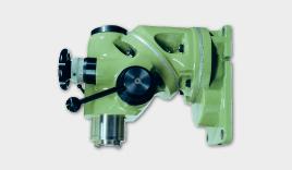 Autres accessoires pour machines-outils tête fraiseuse verticale EMENA VED mit Pinolen verstellung