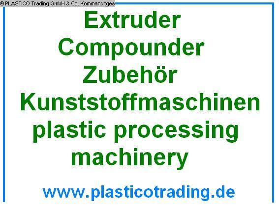 Photo 1 EXTRUDERS - COMPOUNDER