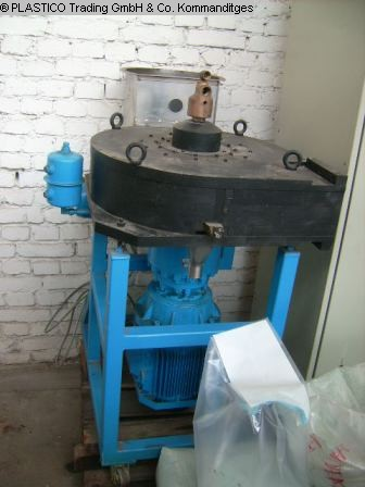 Photo 1  RCT 600 L Rotary channel pump