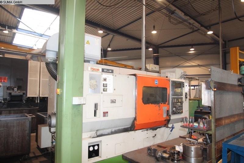gebrauchte Maschine CNC Drehmaschine MAZAK SQT 30