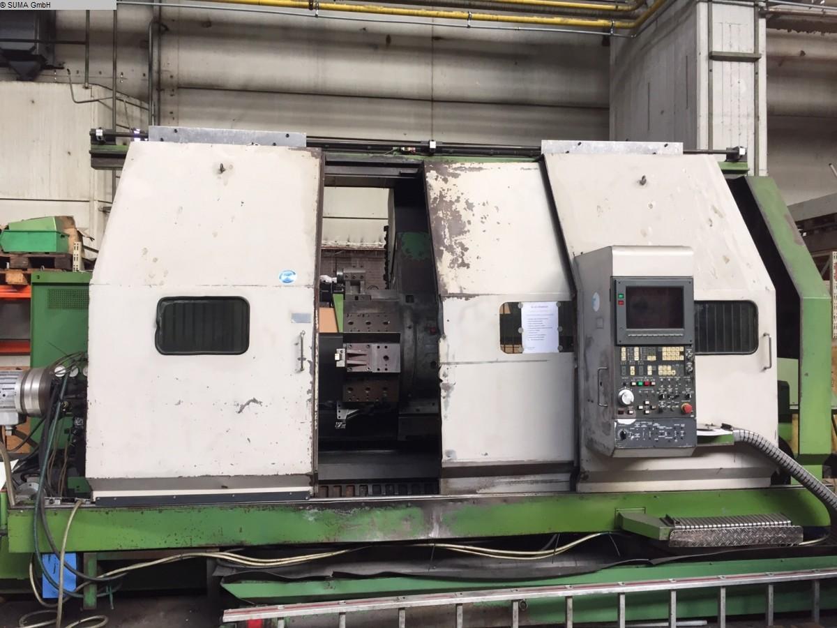 gebrauchte Maschine CNC Drehmaschine MAZAK Slant Turn 60 N