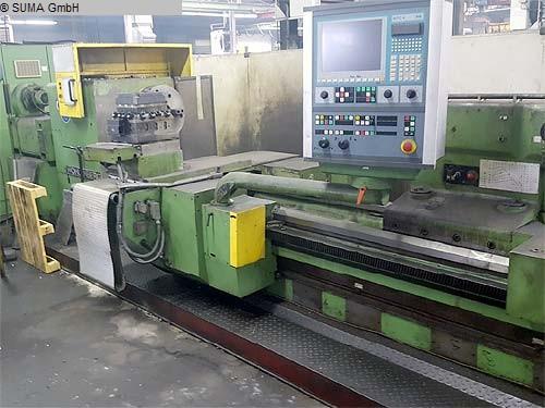 gebrauchte Maschine CNC Drehmaschine WOHLENBERG PT1 1070 II