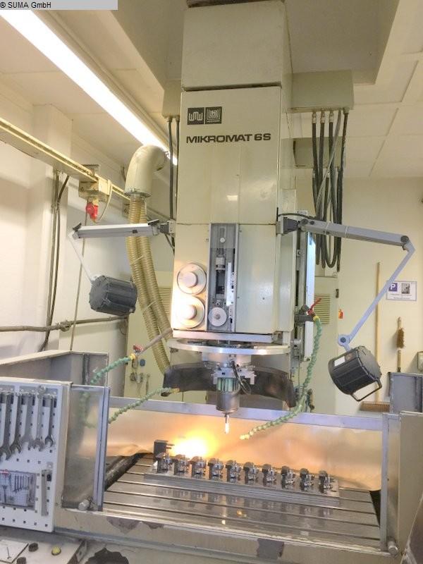 gebrauchte Koordinatenschleifmaschine VEB-MIKROMAT MIKROMAT 6 S
