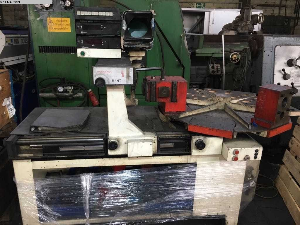 gebrauchte Werkzeug Voreinstellgerät MESSMA-KELCH 60 EA2