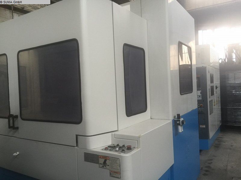 gebrauchte  Bearbeitungszentrum - Horizontal MAZAK - CNC H630N