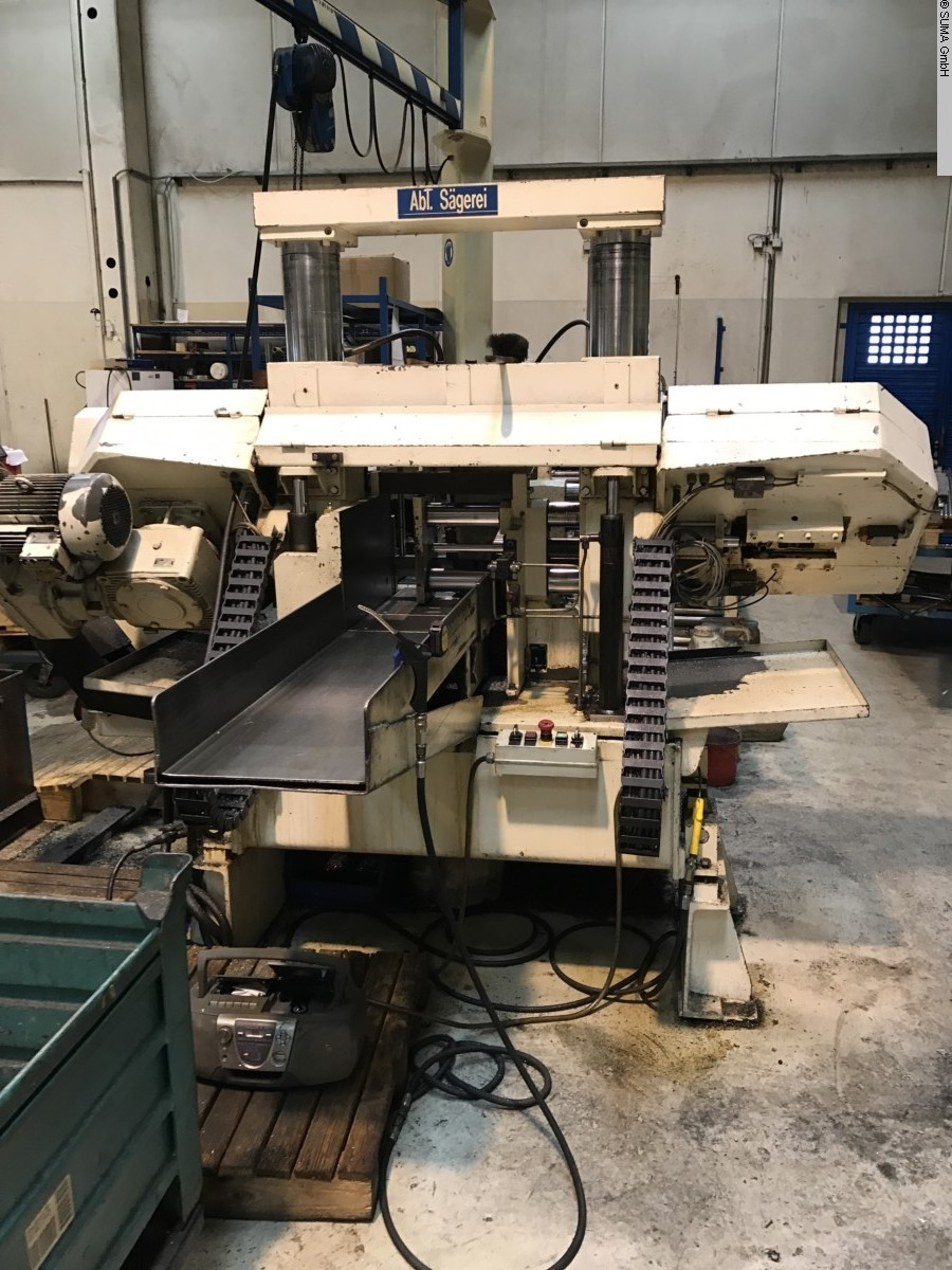 used Band Saw - Automatic METORA MB 305-DS CNC