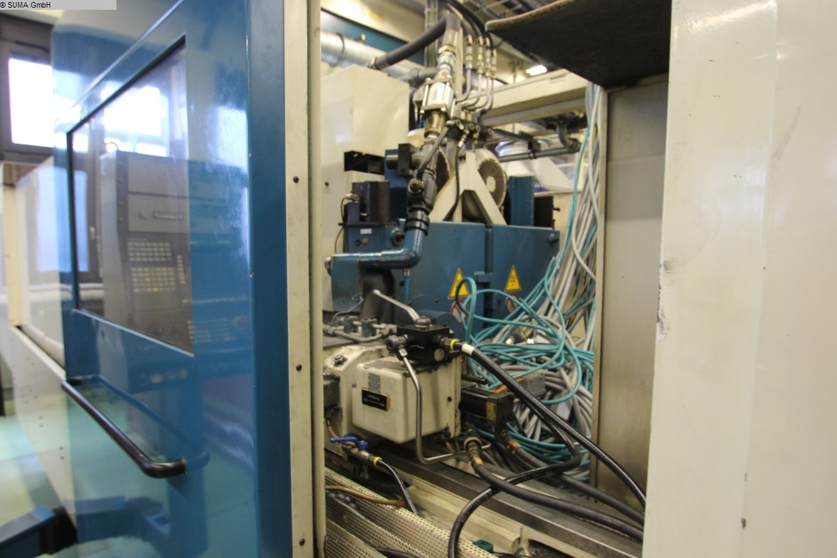 used Cylindrical Grinding Machine SCHAUDT PF 5 UAB 1500