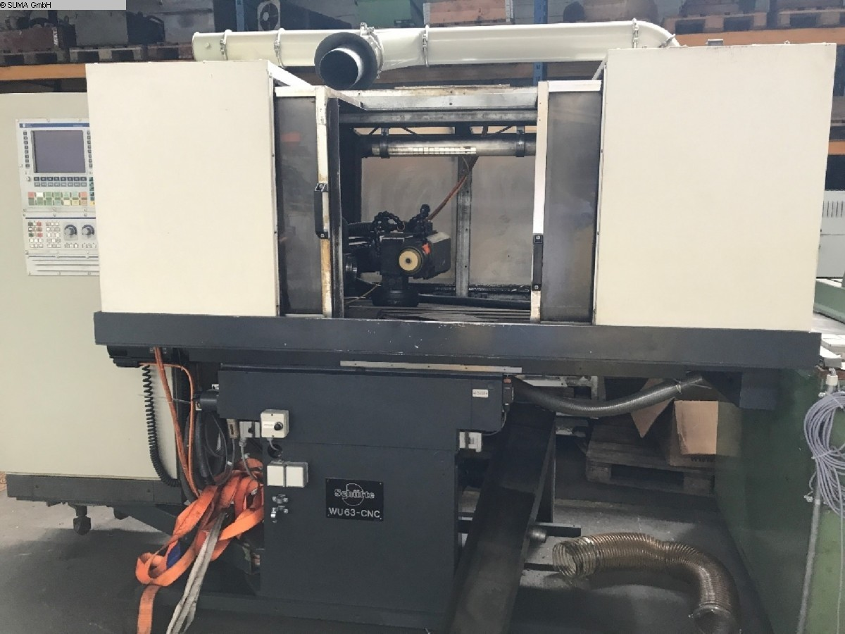 used  Tool and Cutter Grinder SCHÜTTE WU63-CNC
