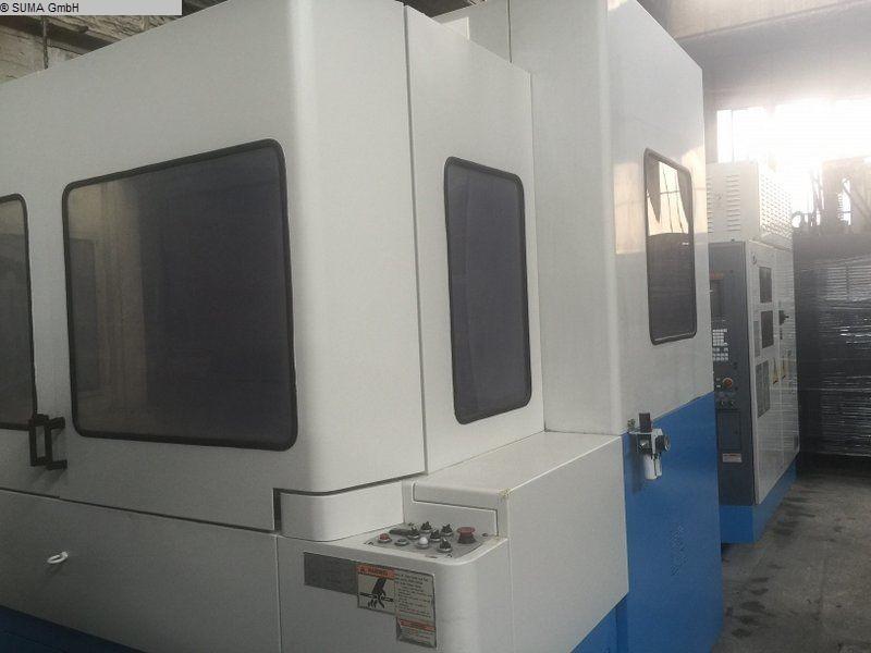 used  milling machining centers - horizontal MAZAK - CNC H630N