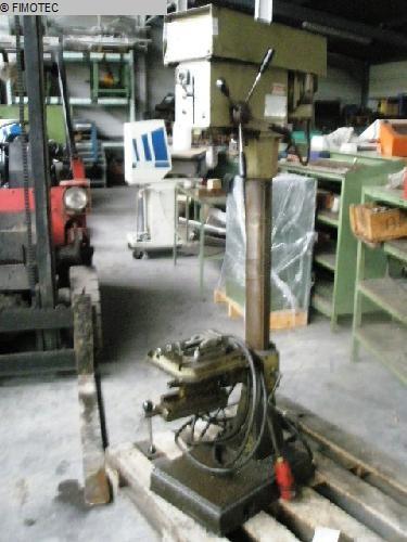 gebrauchte Maschine Säulenbohrmaschine ADAM ac 22