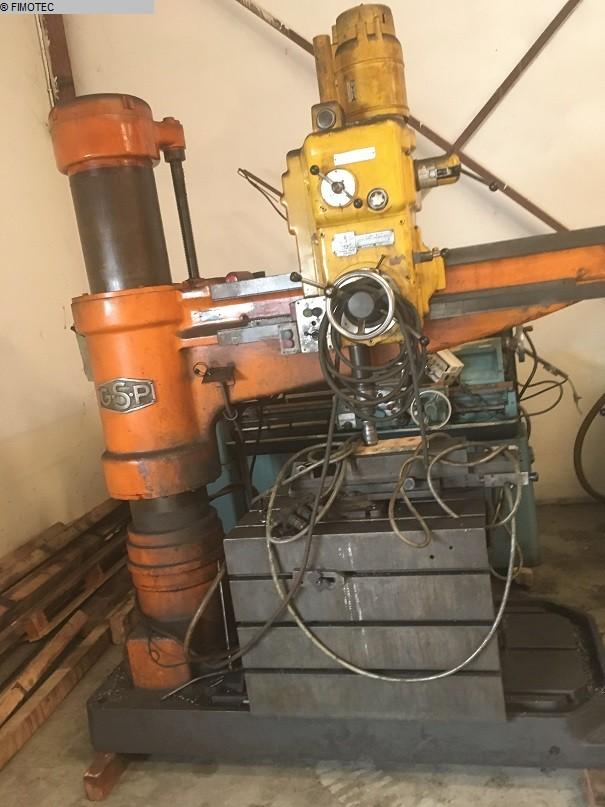 gebrauchte Maschine Radialbohrmaschine GSP 405 T