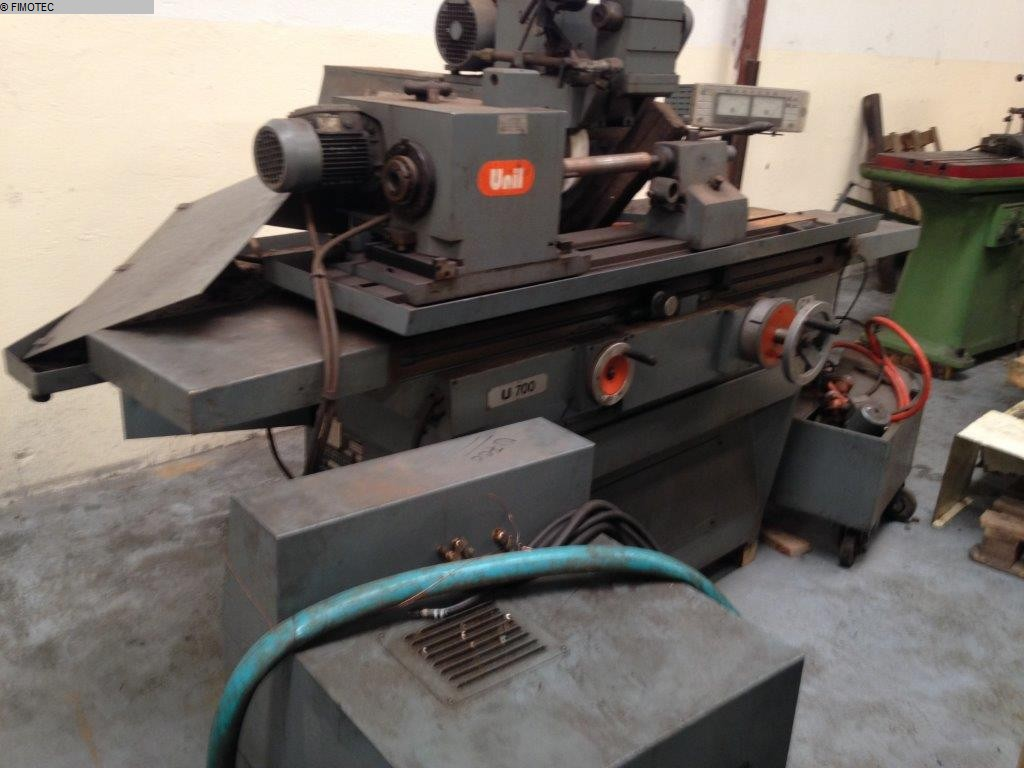 gebrauchte Maschine Rundschleifmaschine - Universal SIT U 700
