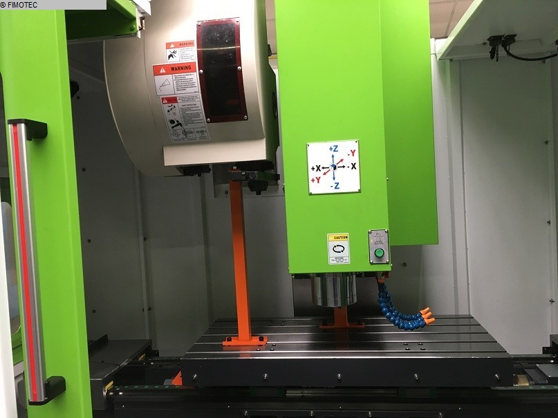 gebrauchte Fräsmaschinen Bearbeitungszentrum - Vertikal PRIMINER DELTA CENTER V6L