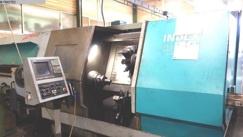 gebrauchte  CNC Dreh- und Fräszentrum INDEX G 200 Y