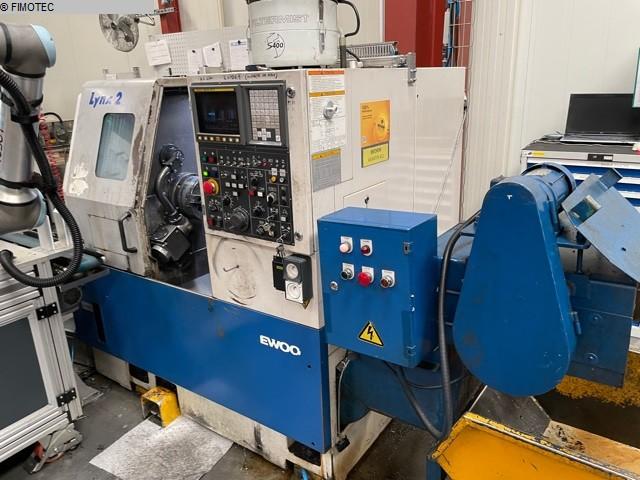 used  CNC Lathe DOOSAN DAEWOO LYNX 200 A
