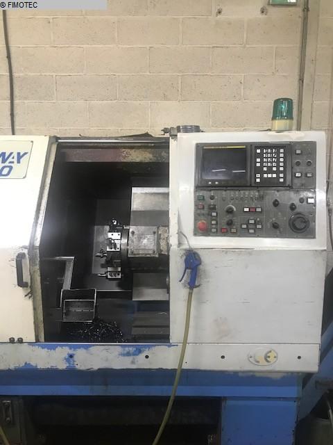 used  CNC Lathe GOODWAY TB 150