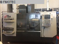 used Machining Center - Vertical HAAS VF 5