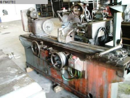 gebrauchte Schleifmaschinen Rundschleifmaschine GENDRON ?