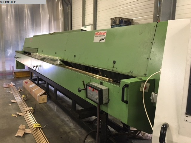 used Special Machines Round bar loader BREUNING IRCO SiMag 42 X 6 M